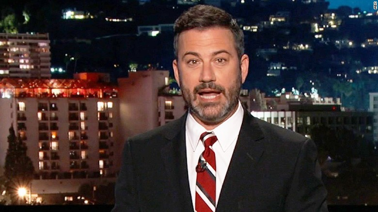 Kimmel fires back at Sen. Cassidy