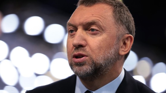 Oleg Deripaska, billionaire and president of United Co. Rusal Plc.