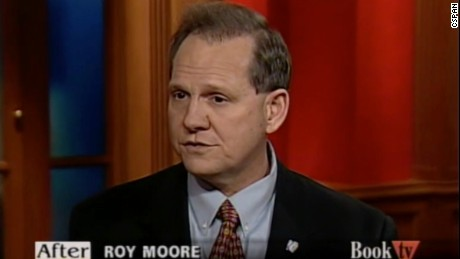 Roy Moore's greatest hits