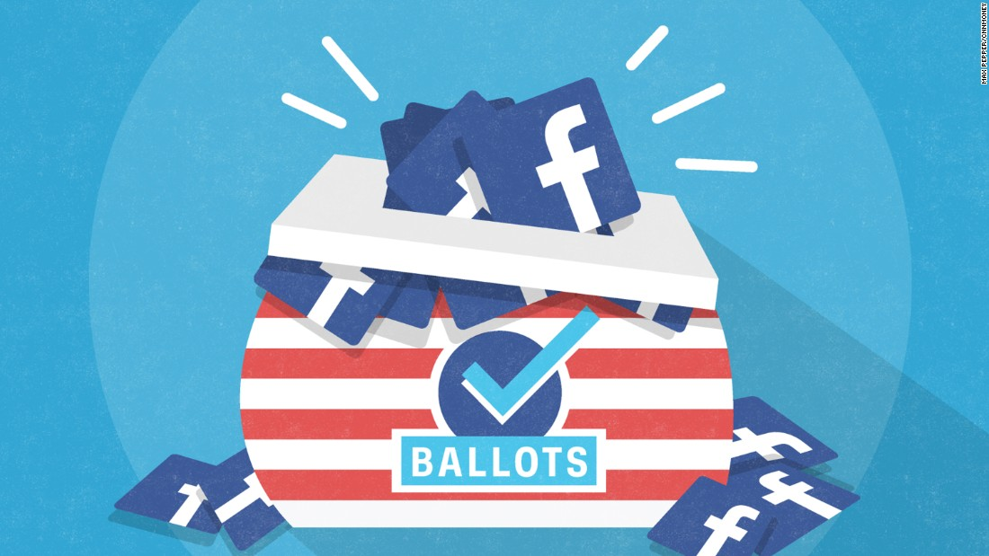 Thousands of Americans were following suspected Russian pages on eve of midterms