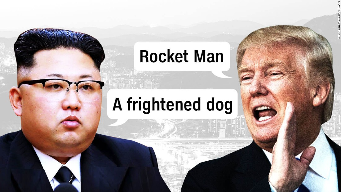 Image result for PHOTOS OF PRESIDENT TRUMP ON N KOREA