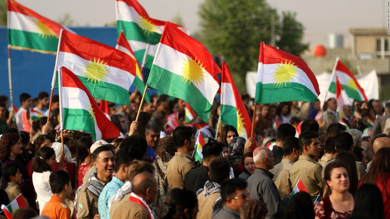 Who are the Kurds?