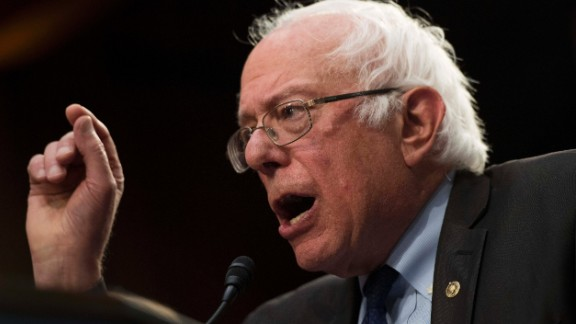 Senator Bernie Sanders, Independent from Vermont, discusses Medicare for All legislation on Capitol Hill in Washington, DC, on September 13, 2017. The former US presidential hopeful introduced a plan for government-sponsored universal health care, a notion long shunned in America that has newly gained traction among rising-star Democrats. (JIM WATSON/AFP/Getty Images)