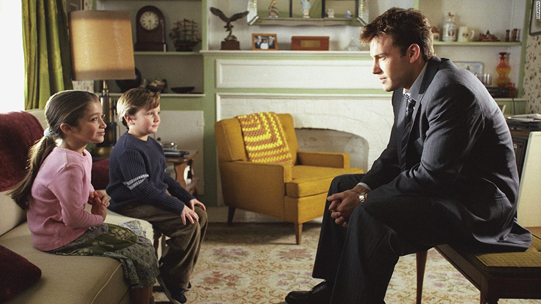 "<strong>""Jersey Girl""</strong>: Ben Affleck stars as a single dad who must deal with a tragedy in this romantic dramedy.<strong> (Hulu) </strong>"