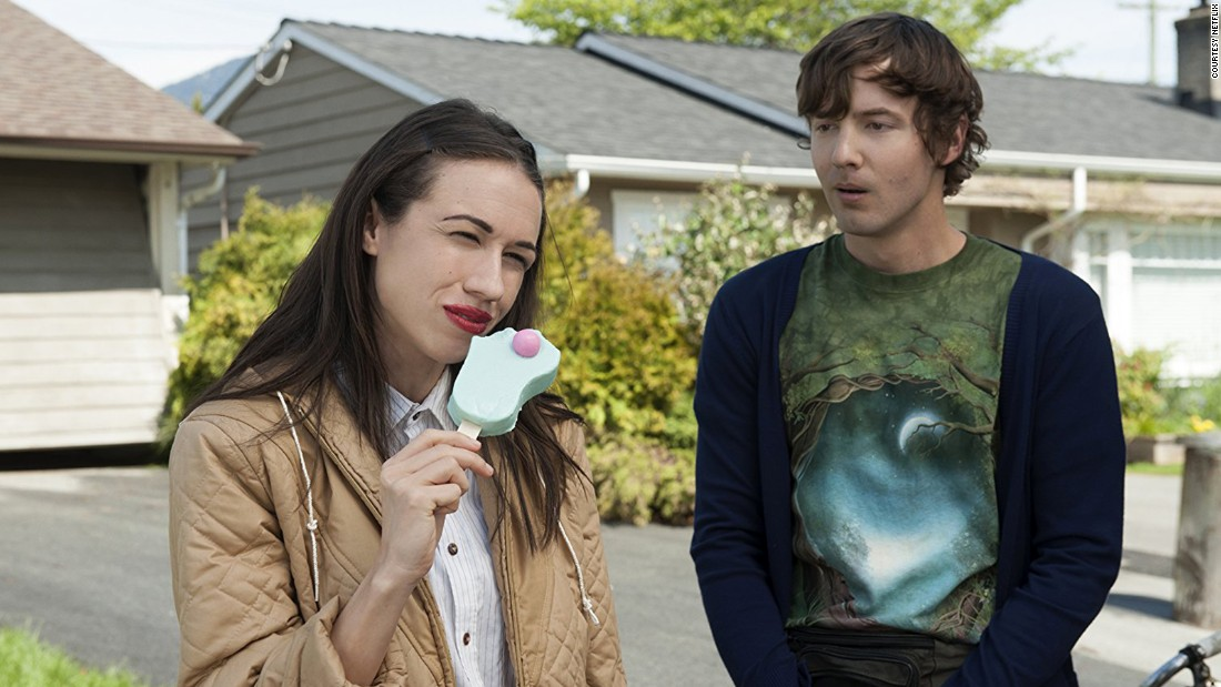 "<strong>""Haters Back Off "" Season 2</strong>:  Colleen Ballinger returns as Miranda Sings, a teen who refuses to let her lack of talent get in the way of becoming famous.<strong> (Netflx) </strong>"