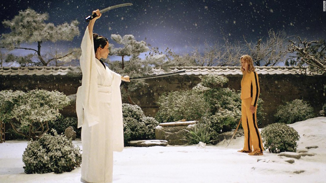"<strong>""Kill Bill: Volume 1""</strong>: Uma Thurman stars at The Bride, a woman who awakens from a years-long coma and sets out to gain revenge. <strong> (Hulu) </strong>"
