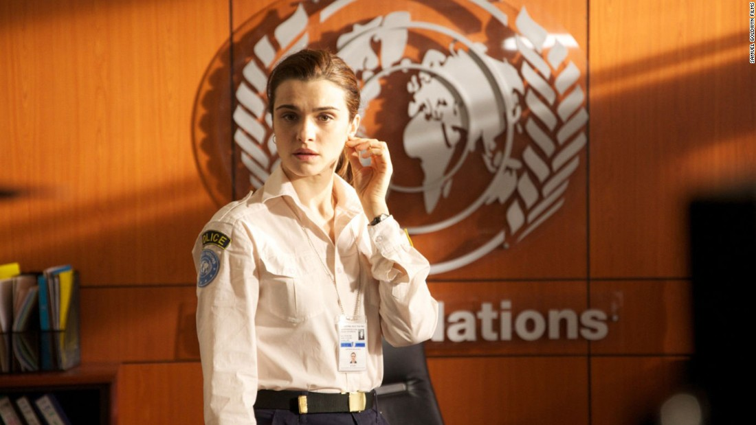 "<strong>""The Whistleblower""</strong>:  Rachel Weisz stars in this film based on the experiences of Kathryn Bolkovac, who served as a peacekeeper in post-war Bosnia and blew the whistle on the U.N. for covering up a sex scandal.<strong> (Amazon Prime, Hulu)</strong>"
