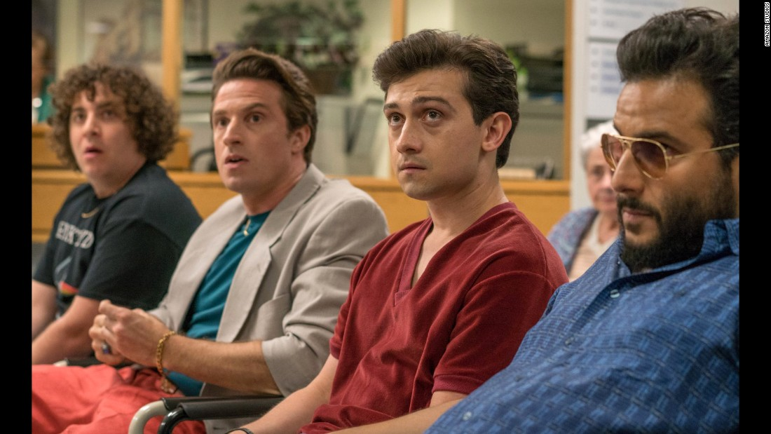 "<strong>""Red Oaks"" Season 3</strong>: A college student comes of age in this comedy set in the 1980s. <strong>(Amazon Prime) </strong>"