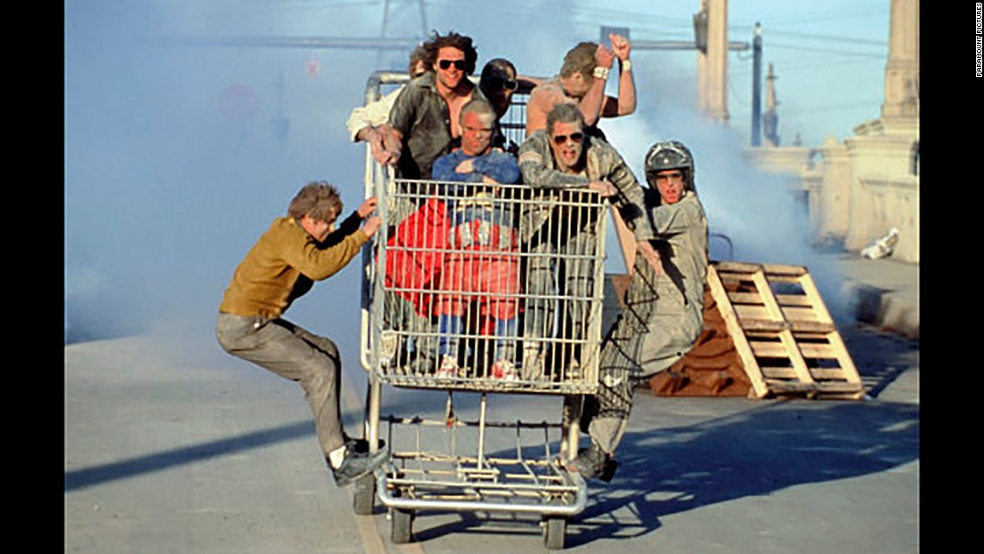"<strong>""Jackass: The Movie""</strong>: The gang from the hit MTV series perform their stunts and trickery on the big screen. <strong>(HBO Now)</strong>"