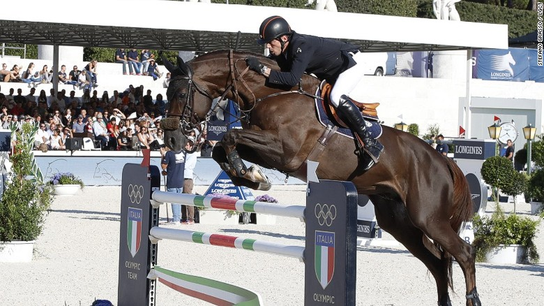 LGCT & GCL Rome: Harrie Smoulders reigns