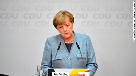 Merkel's critics will miss her when she's gone