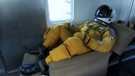 The U 2 Space Suit