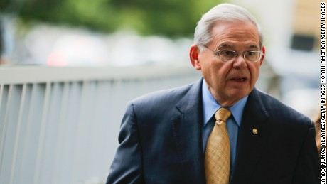Menendez prosecutors begin tying friend's campaign donations to senator's political favors