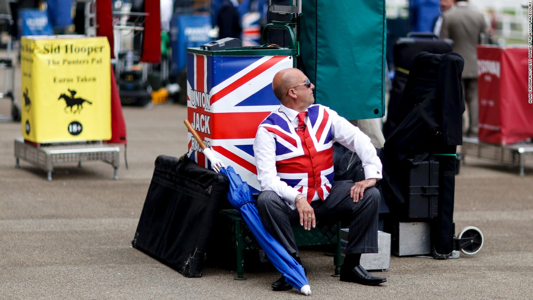 Royal Ascot is another celebration of the British sporting summer. Even the bookies get involved.