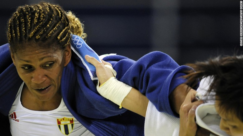 Legends of judo: Cuba's Driuslis González