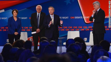 Watch highlights from CNN's health care debate