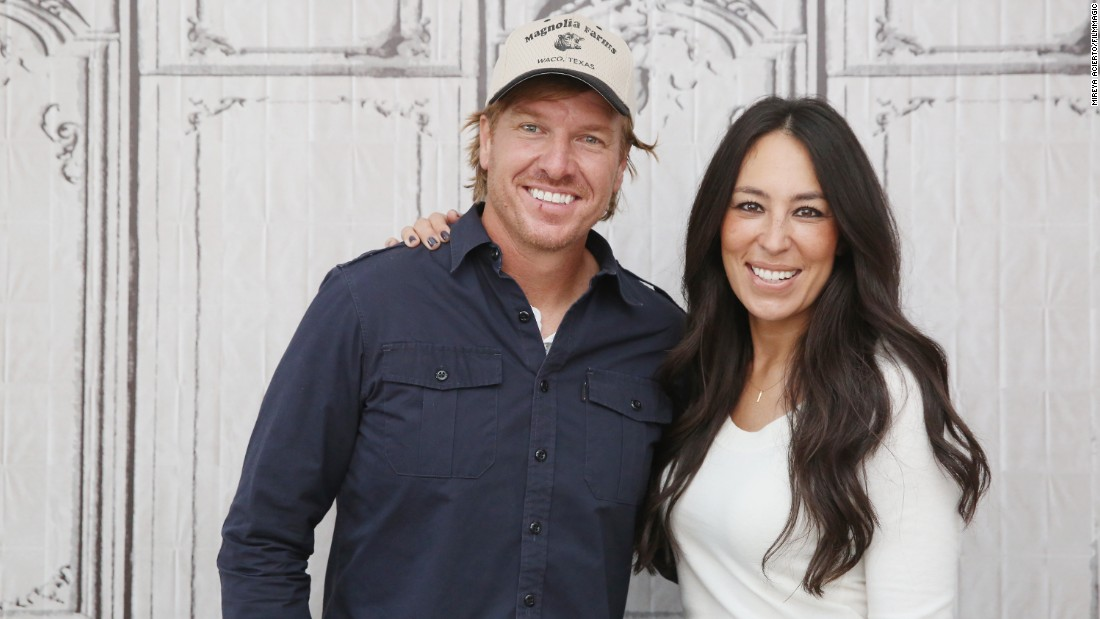 Chip and Joanna Gaines announce new TV show