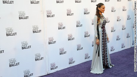 NEW YORK, NY - SEPTEMBER 23:  Sarah Jessica Parker attends the New York City Ballet 2014 Fall Gala at David H. Koch Theater at Lincoln Center on September 23, 2014 in New York City.  (Photo by Neilson Barnard/Getty Images)