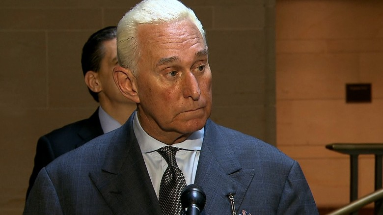 Roger Stone's WikiLeaks contact revealed