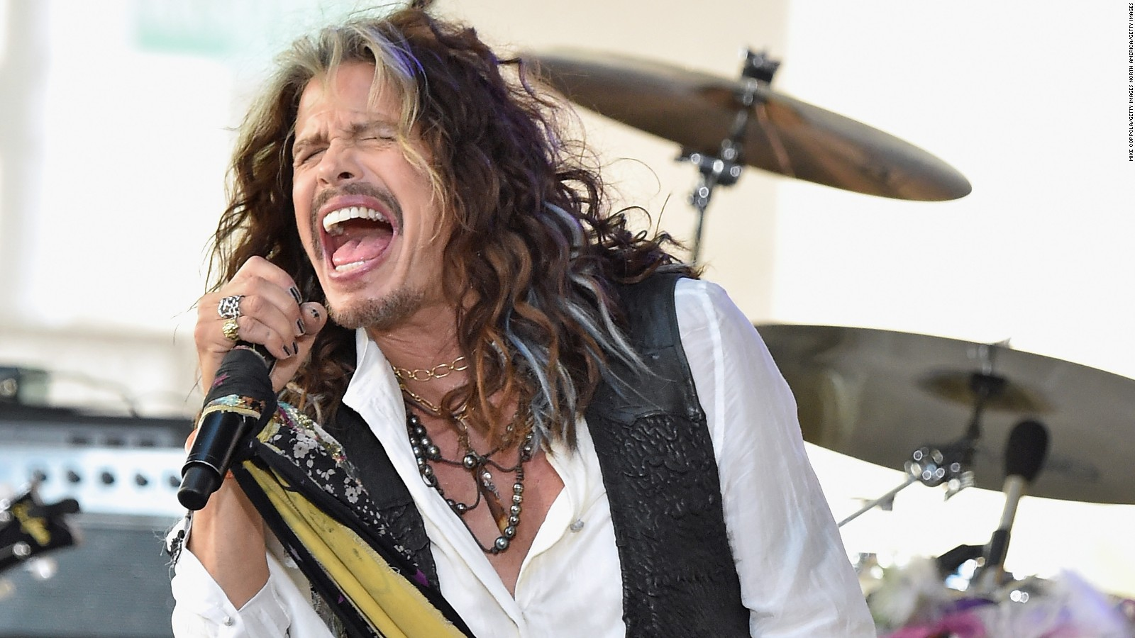 Steven Tyler Tour 2020 Steven Tyler seeks medical care, Aerosmith cancels tour dates   CNN