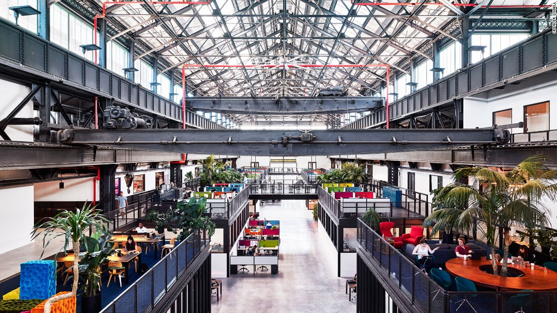 The Industrial Renovation: the architectural trend sweeping