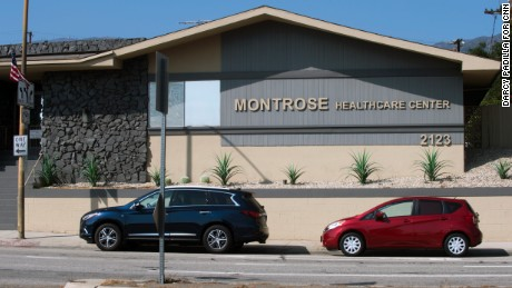 Montrose Healthcare Center, a nursing facility in Montrose, California.