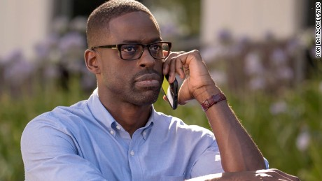 "Sterling K. Brown in ""This Is Us"""