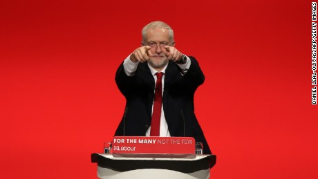 The UK's biggest left-wing party is mired in an anti-Semitism crisis