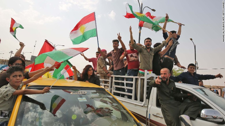 92% support Kurdish referendum