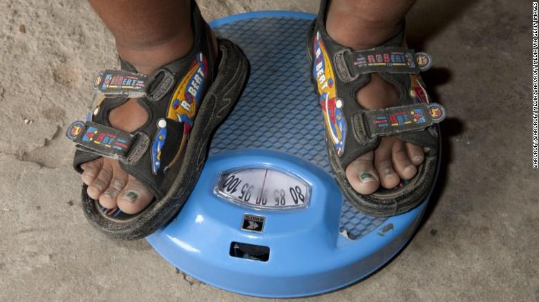 Three Blacks Nail A Overweight