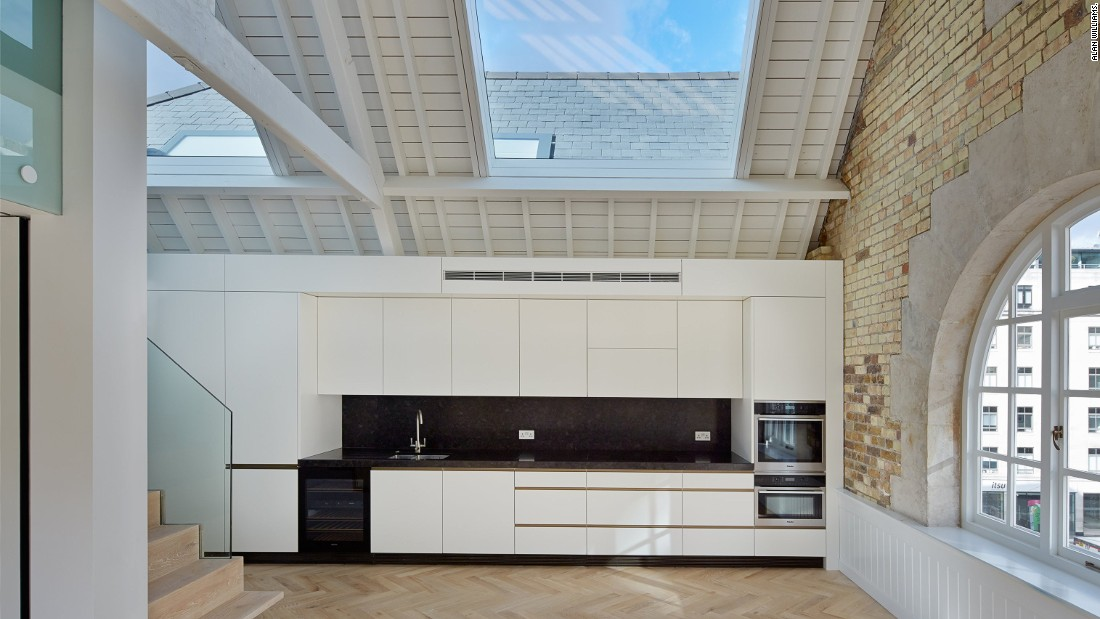London studio Emry\u0026#39;s Architect converted two warehouses into six luxury flats in & The Industrial Renovation: the architectural trend sweeping the ...