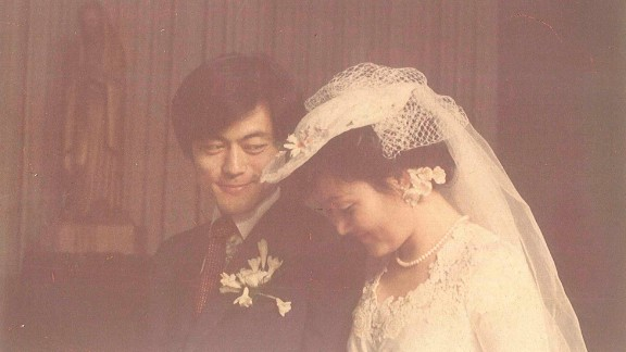 The two married in 1981.