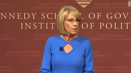 The Point | Betsy DeVos' trainwreck interview on '60 Minutes'