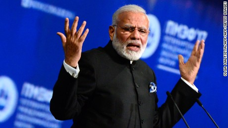 Indian Prime Minister faces growing criticism as economy bites