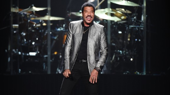 Lionel Richie says he plans to bring his experience to the judges tabel.