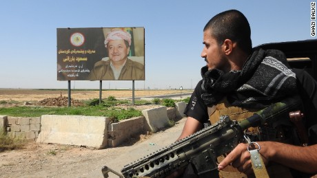 In Iraq's tinderbox city, referendum sparks fears of sectarian war
