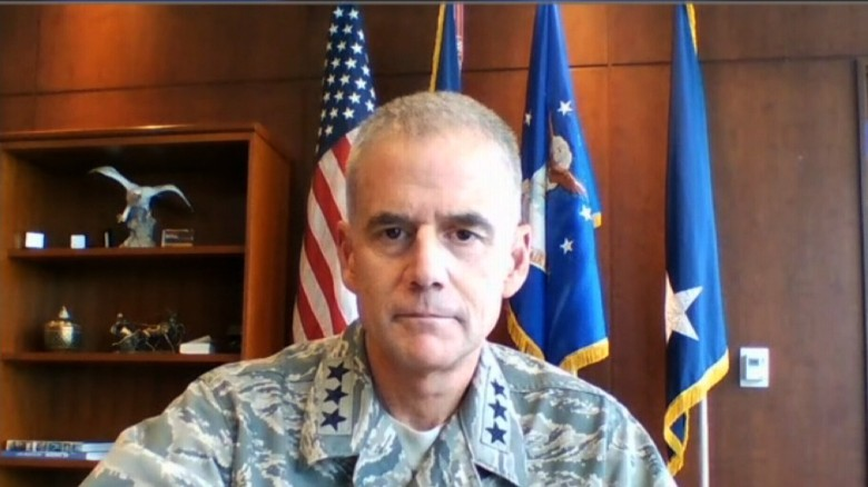 Air Force leader: I wanted to give a lesson