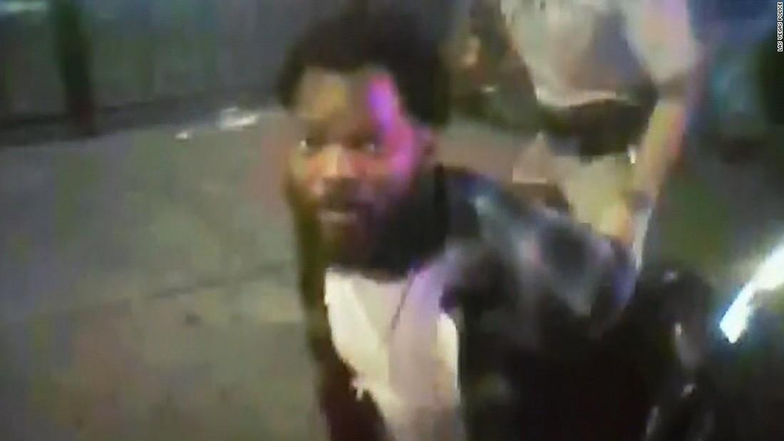 Michael Bennett body cam video released - CNN Video