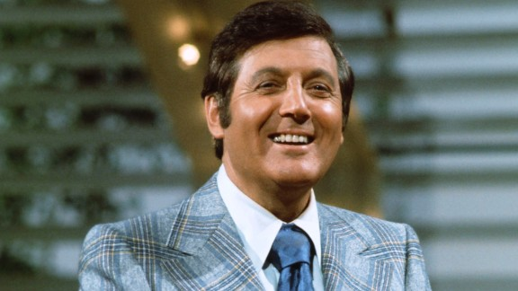 "Monty Hall, best known as the cheerful and friendly host of the game show ""Let's Make a Deal,"" died September 30 in Los Angeles, his daughter Sharon Hall said. He was 96."