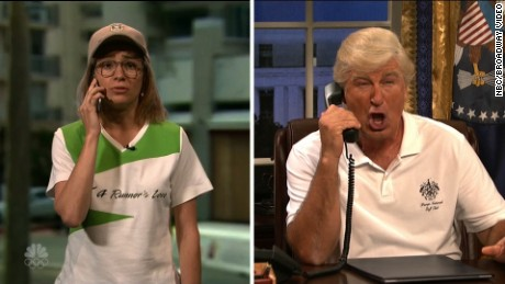 SNL is right -- Trump's chaos is part of a plan