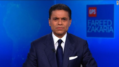 Zakaria: On Syria, Trump looks a lot like Obama