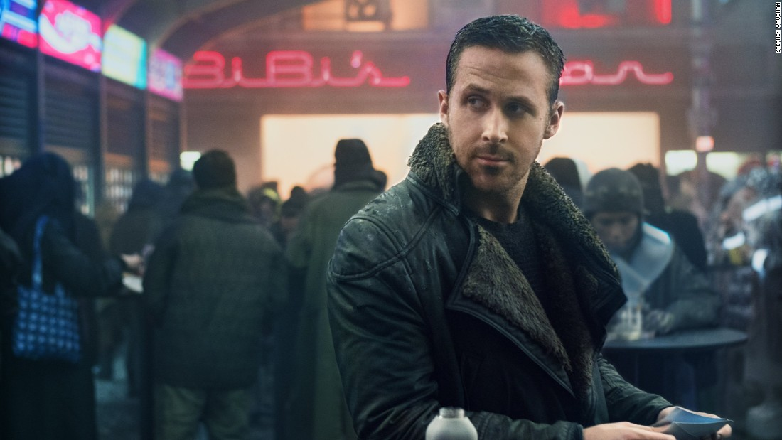 "<strong>""Blade Runner 2049"" </strong>: Ryan Gosling stars stars as ""K,"" in this neo sci-fi story about a young blade runner's discovery of a long-buried secret. <strong>(Amazon Prime) </strong>"