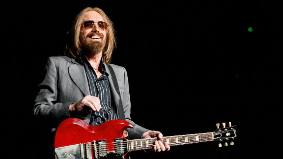 Tom Petty performing in August.