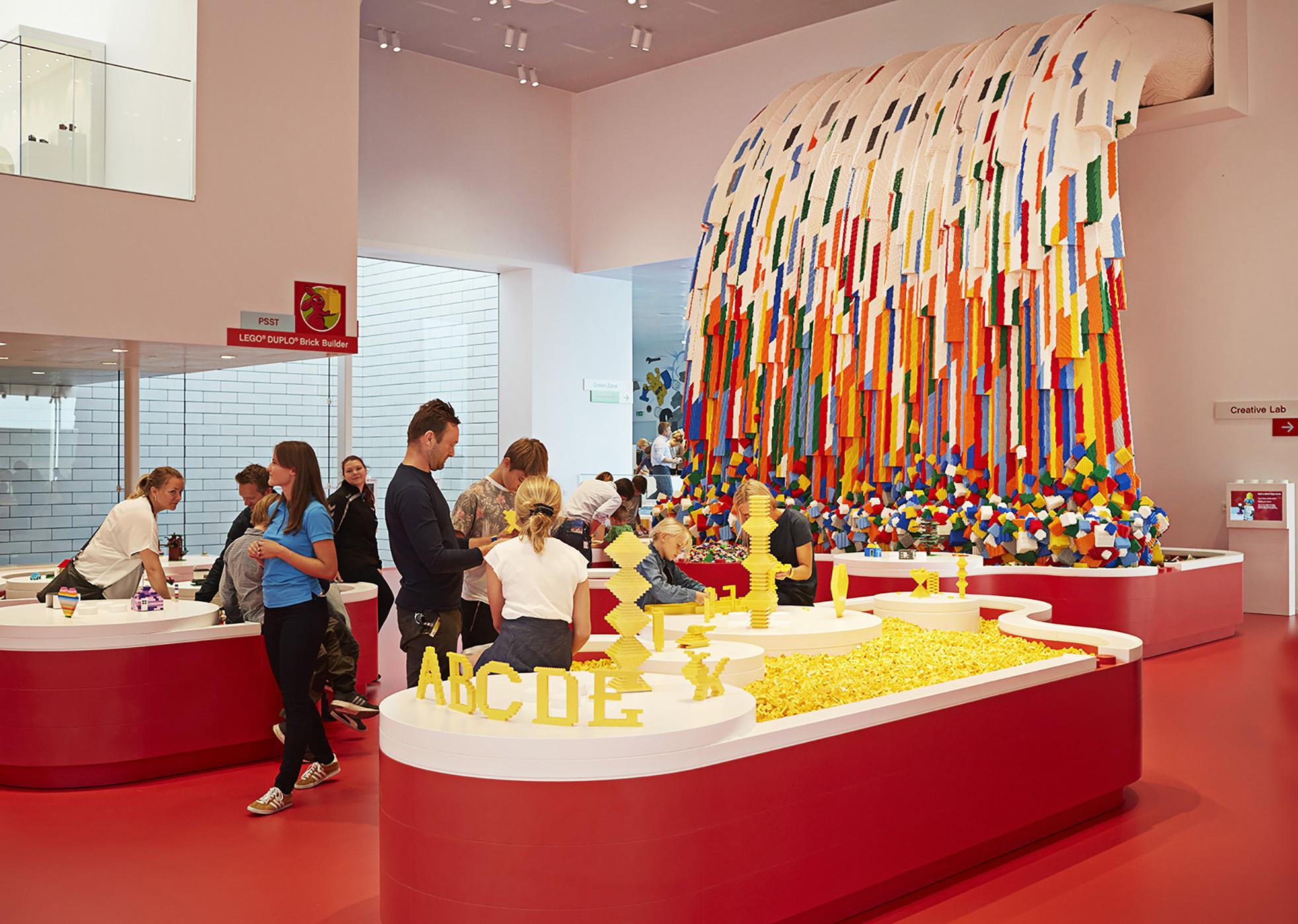 Beau Inside Denmarku0027s Giant LEGO House | CNN Travel