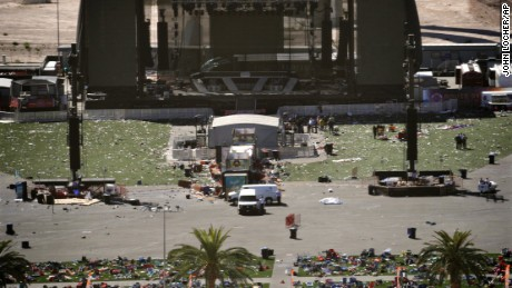 Rapid-fire shots at Las Vegas concert