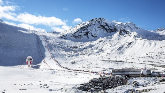 The World Cup circuit will be hosting about 80 races on three different continents, crossing from the European Alps to the North American Rockies before finishing with the finals in Are, Sweden, in March. The season starts at the majestic 3,000-meter high Rettenbach glacier in Soelden, Austria (pictured) on October 28.