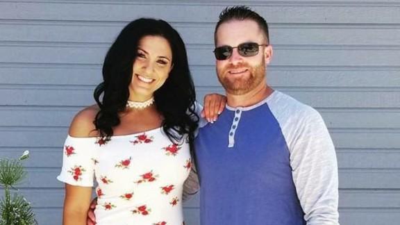 Jenny Parks and her husband Bobby were both shot.