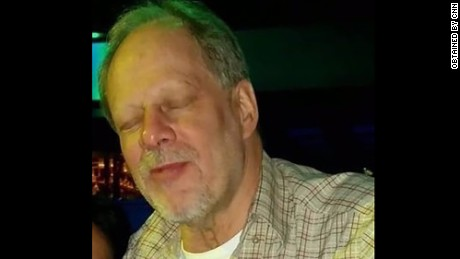 Stephen Paddock killed himself in a Las Vegas hotel room, police say.