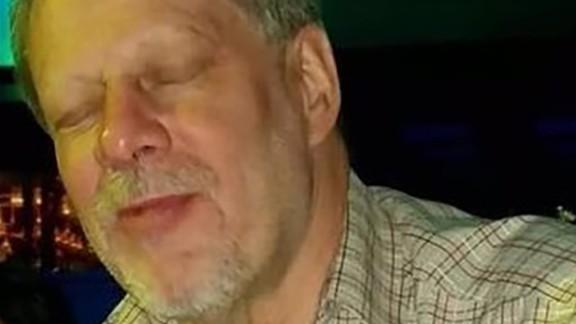 Stephen Paddock killed himself in a Las Vegas hotel room, police say.
