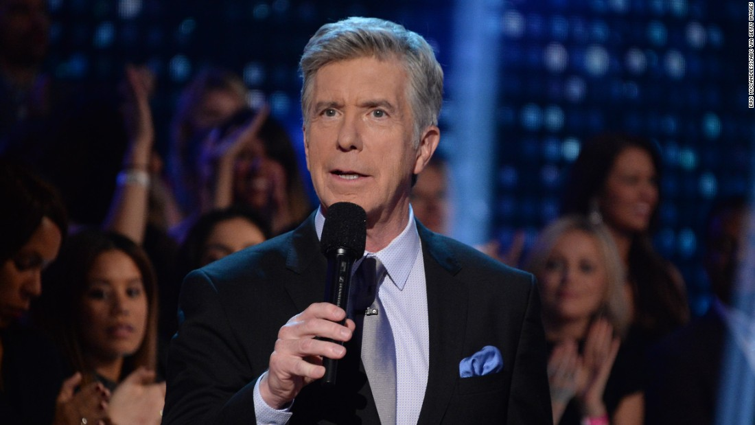 Tom Bergeron not returning as host of 'Dancing with the Stars'